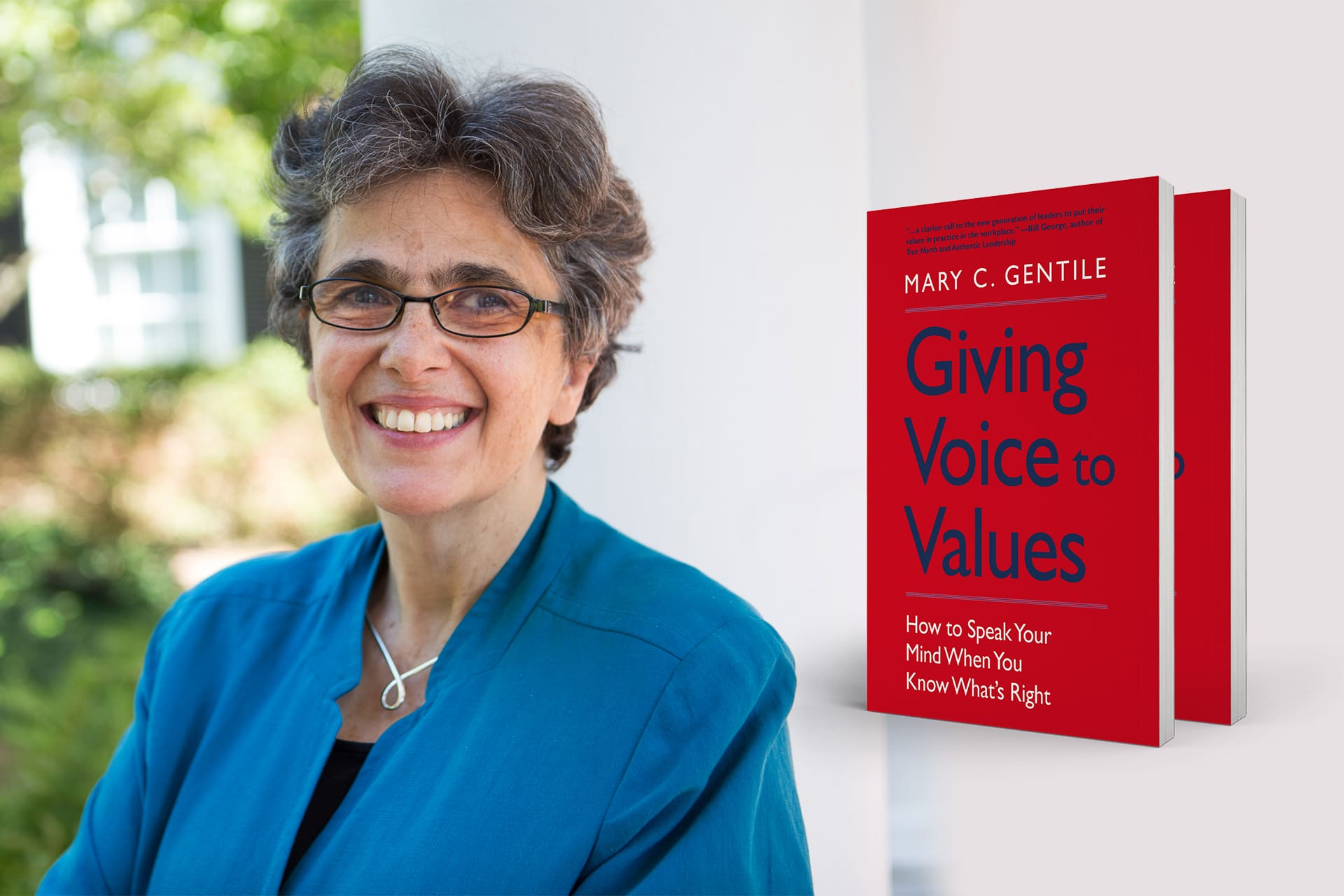 020. Mary Gentile: Giving Voice To Values